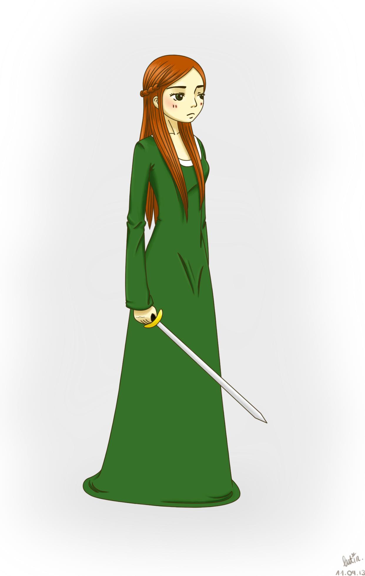 Sansa-GoTInspirationColo