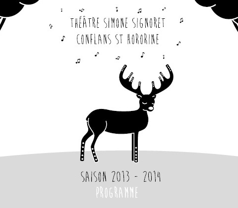 Programme Théâtre Simone Signoret