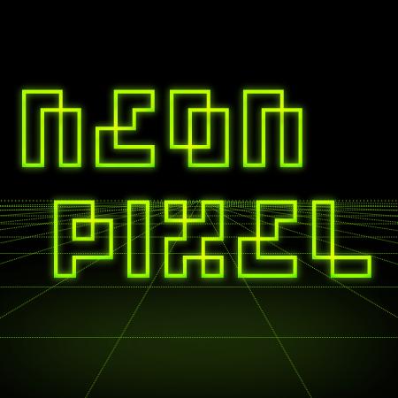Artwork-NeonPixel