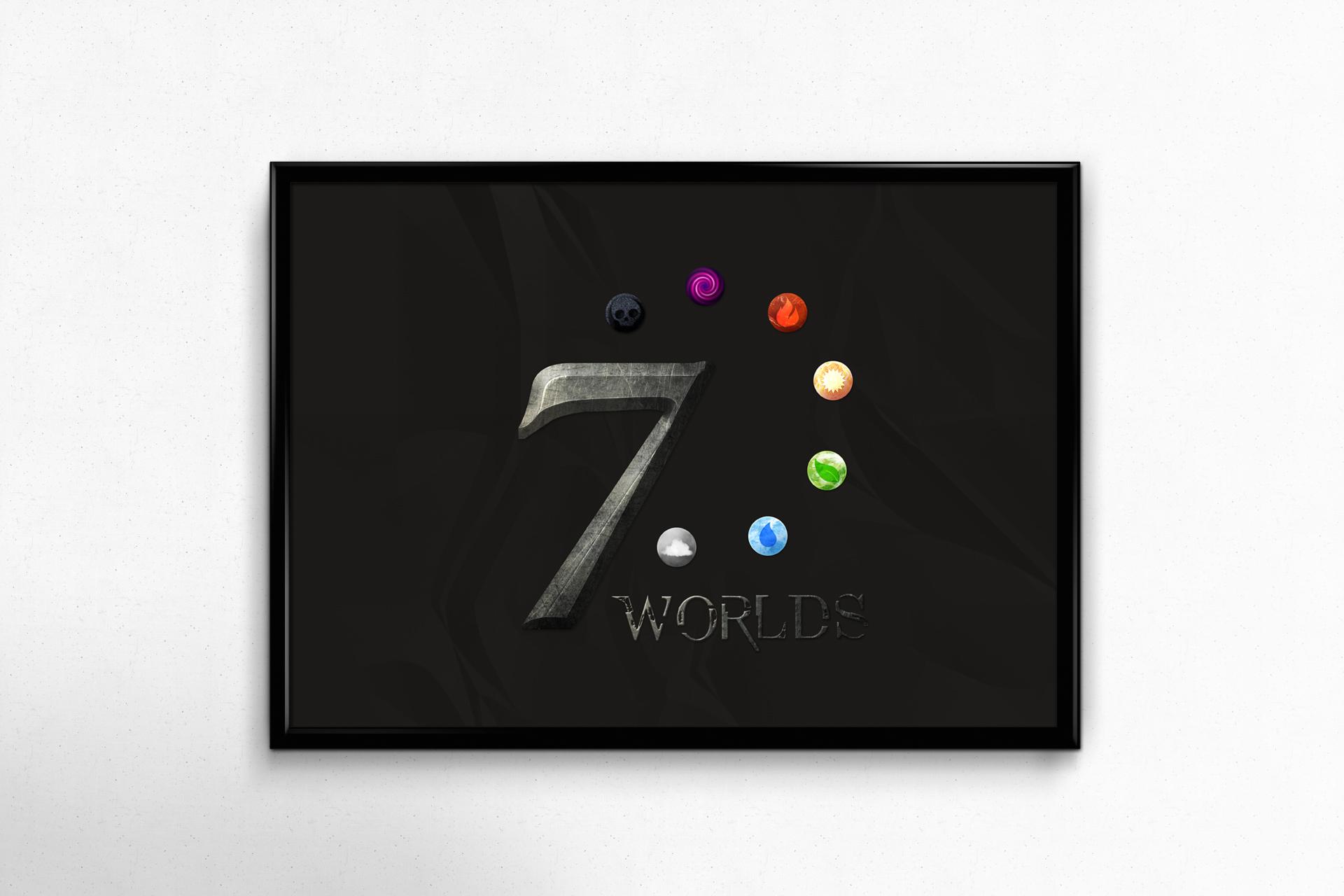 Logo 7 Worlds