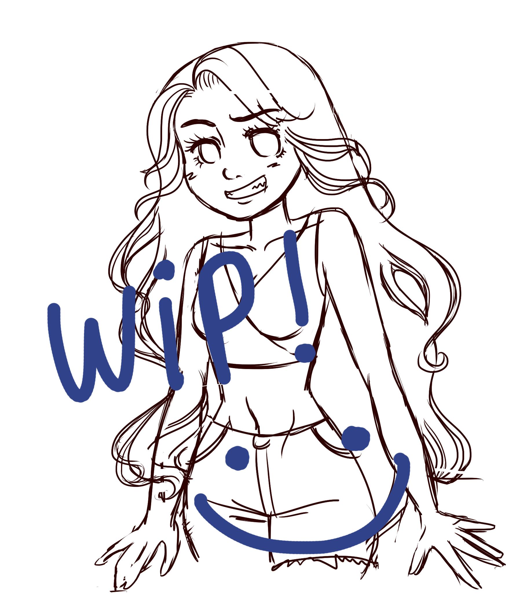 WildWildGirl-WIP
