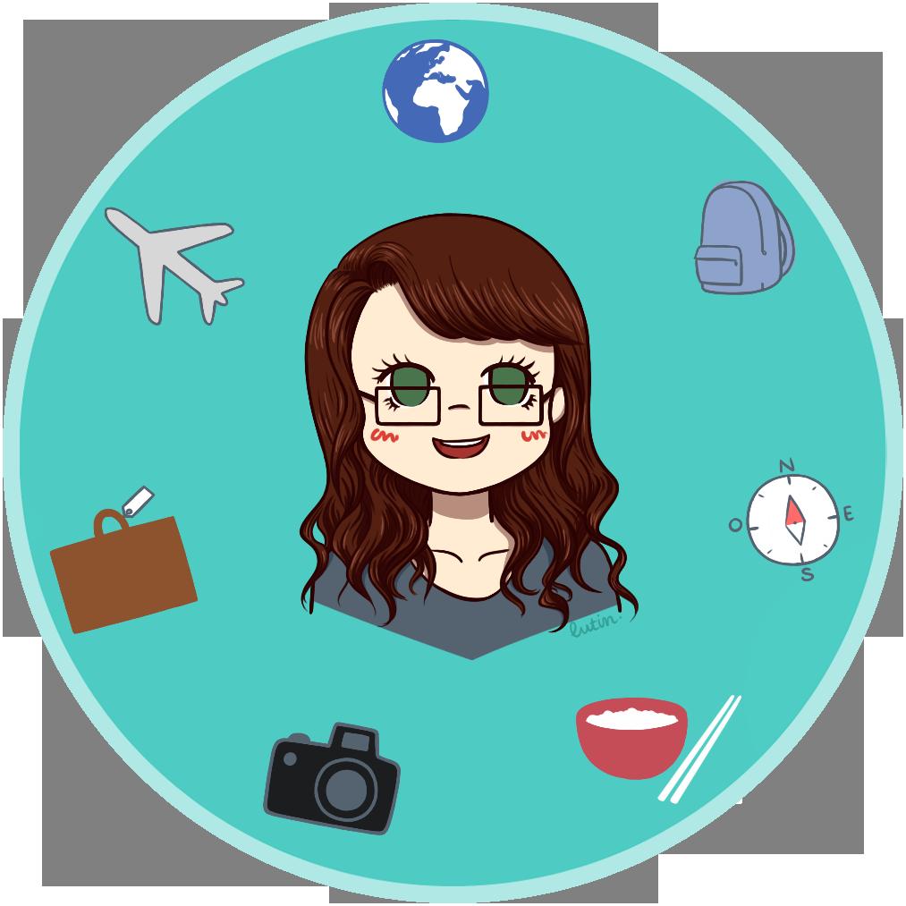 avatar logo en plein trips
