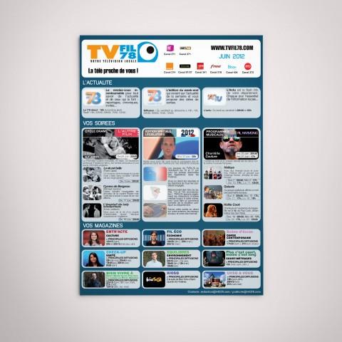 Programme TVFIL78